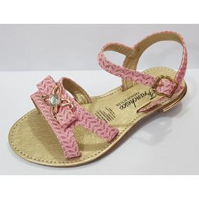 Sandalia Lazo Franchesco Infantil (fashion Stylos)
