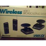 Transmisor Inalámbrico De Video Y Audio Cctv - Voz