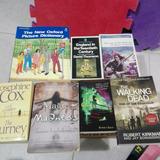 Lote De 7 Libros En Inglés