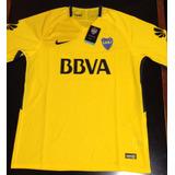 Camiseta Boca Juniors Suplente 17/18 Benedetto Gago Cardona