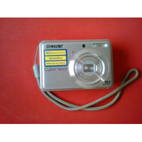 Camara Sony 10 Megapixel Para Reparar O Repuestos