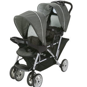 Cochecito Para Bebes Hermanito Graco Duo Glider Coche Doble