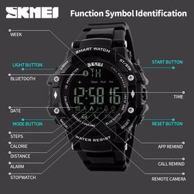 Reloj Deportivo Inteligente Bluetooth Smart Watch Skmei