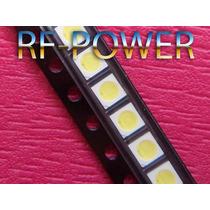 Lote 10 Peças Led Branco Smd 3030 1 W 6 V Backlight Tv Sti