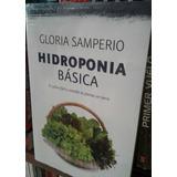 Hidroponia Básica Gloria Samperio Nuevo Envío Gratis