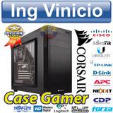 Case Gamer Corsair Carbide Serie 100r Black Atx Mini Atx