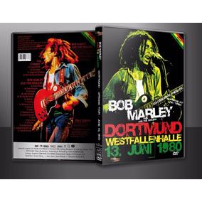 Dvd Bob Marley Westfallenhalle - Dortmund - 1980