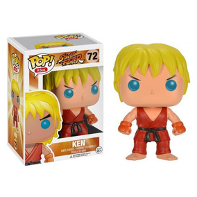 Street Fighter Ken Pop!