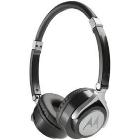 Auricular Motorola Pulse 2 Negro Con Micrófono