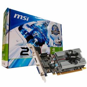 Placa De Video Msi Geforce Gt210 1gb Ddr3 Pci-express