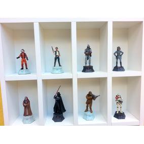 Miniatura Xadrez Star Wars Chumbo Valor Unitário