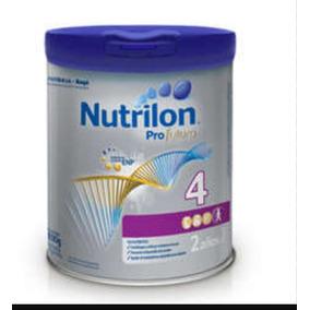 Nutrilon 4 De 800gr. X 4 Latas (ofertón)