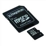 Memoria Micro Sd Kingston 32gb Sdc4 32gb