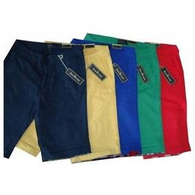 8b6071a04b145 Bermuda Sarja Menino Polo Ralph Lauren Beje 3 Anos Calcas Shorts ...