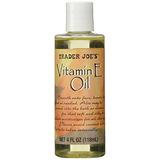 Vitamina Oil E De Trader Joe, 4 Onzas