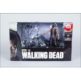 The Walking Dead Daryl & Chopper Deluxe Box Set Mc Farlane