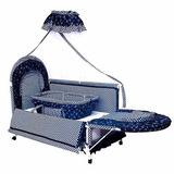Baby Kits - Cuna Reyna Multifuncional - Azul