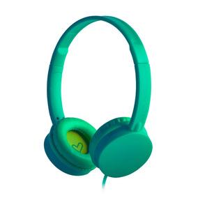 T Promoción Audífonos Es Colors Verde Con Envío Gratis