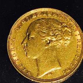 Moeda Em Ouro Puro 24k-1000.