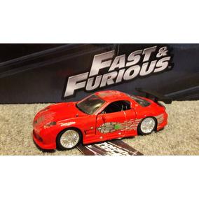 Mazda Rx7 Rapido Y Furioso 1/32 Jada