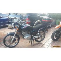 Yamaha En 125 051 Cc - 125 Cc