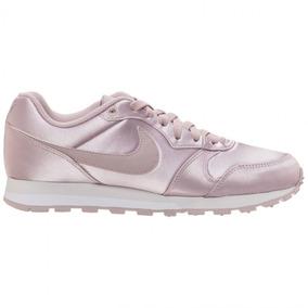 Tênis Nike Md Runner Rosê - Frete Grátis