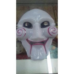 Mascara Saw. El Juego Del Miedo. Halloween Chirimbolos