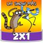 Kit Imprimible Un Show Mas Cotillón Cumpleaños Infantil 2x1
