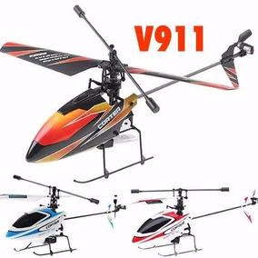V911 Mini Helicóptero Wltoys - Barato/promoção/12 X S/juros