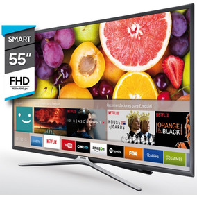 Smart Tv 55 Full Hd Samsung K5500