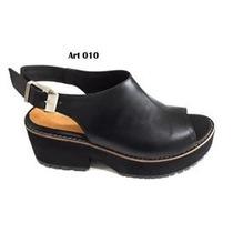 Sandalias Plataforma Zinderella Shoes Num 41 42 43 44 (010)
