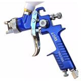 Pistola De Pintura Automotiva 600 Ml Hvlp Pro 550 Ldr2