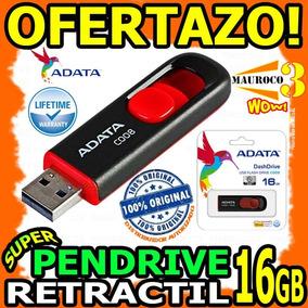Pendrive 16gb Adata Usb 2.0 En Blister Sellados Original Wow