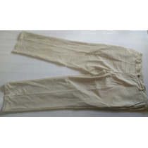 Pantalon De Golf Adidas Climalite Talle 36 X 34 Beige