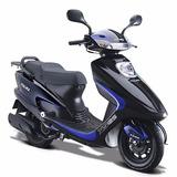 Mota Italika Xs 125 Negra / Azul