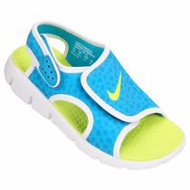 Sandalia Da Nike Infantil Original