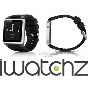 Pulseira Iwatchz Q Original Para Ipod Nano 6