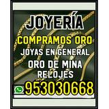 Exportadora De Oro En Lima Compra De Oro De Rio,joyas,fino