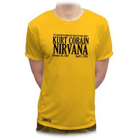 Nirvana / Playeras Y Blusas /
