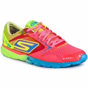 Zapatillas Skechers Go Run Speed Running Importadas Mujer