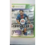 Fifa 13 Xbox 360 Nuevo En Igamers