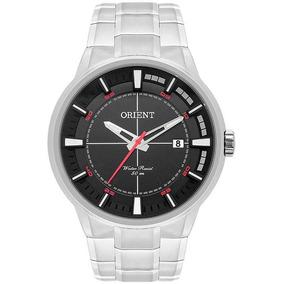 Relógio Orient Mbss1308 Mostrador Preto Lindo+ Frete Grátis