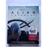 Alien Covenant Con Foto Libro Incluí Do