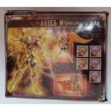 Caballeros Del Zodiaco Dorado Myth Cloth Ex Aries Mu Bandai