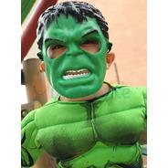 Disfraz Hulk Niño Disfraces Super Heroes Avengers Disfraces