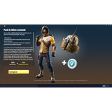 Nuevo Pack Inicial Fortnite + 600 Pavos Ps4/pc/xbox