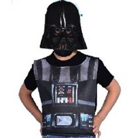 Kit Star Wars Darth Vader 2015 - Pechera Y Mascara