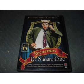 Antonio Espino Clavillazo 6 Peliculas En Dvd Cine Mexicano