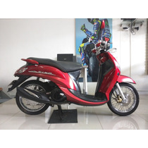 Yamaha Fino 115 Fuel Injection 2015