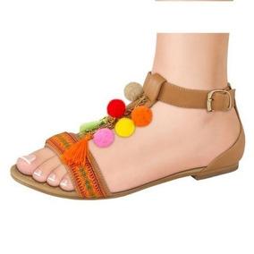 Sandalia Dama Pink 164042 S5r Envio Gratis